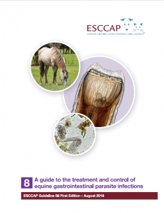 RL8: A guide to the treatment and control of equine gastrointestinal parasite infections