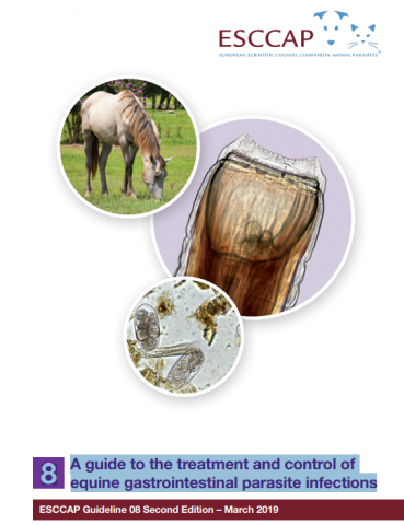 Aanpassingen Richtlijn 8: A guide to the treatment and control of equine gastrointestinal parasite